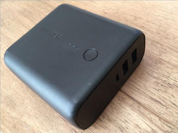 【Anker PowerCore Fusion5000レビュー】1台2役の万能モバイルバッテリー!外出時の荷物を減らせる優れモノ