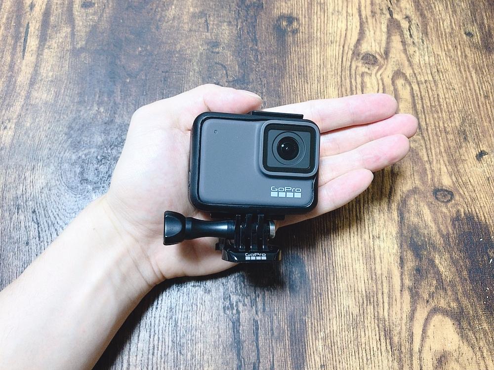 【GoPro HERO7 レビュー】GoProを購入するか迷ってる人へ!魅力と欠点を大公開!