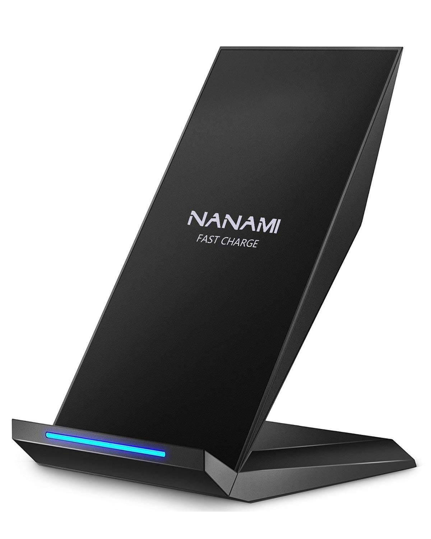 【おすすめガジェット】ワイヤレス充電器NANAMI!コードはもう時代遅れ。ワイヤレス時代へ突入した!【Amazon 2,000円】