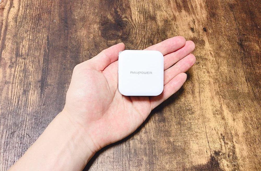 【USB充電器 RP-UC11 レビュー】コンパクト&最大24Wでパワフル充電【Amazon1,000円台】
