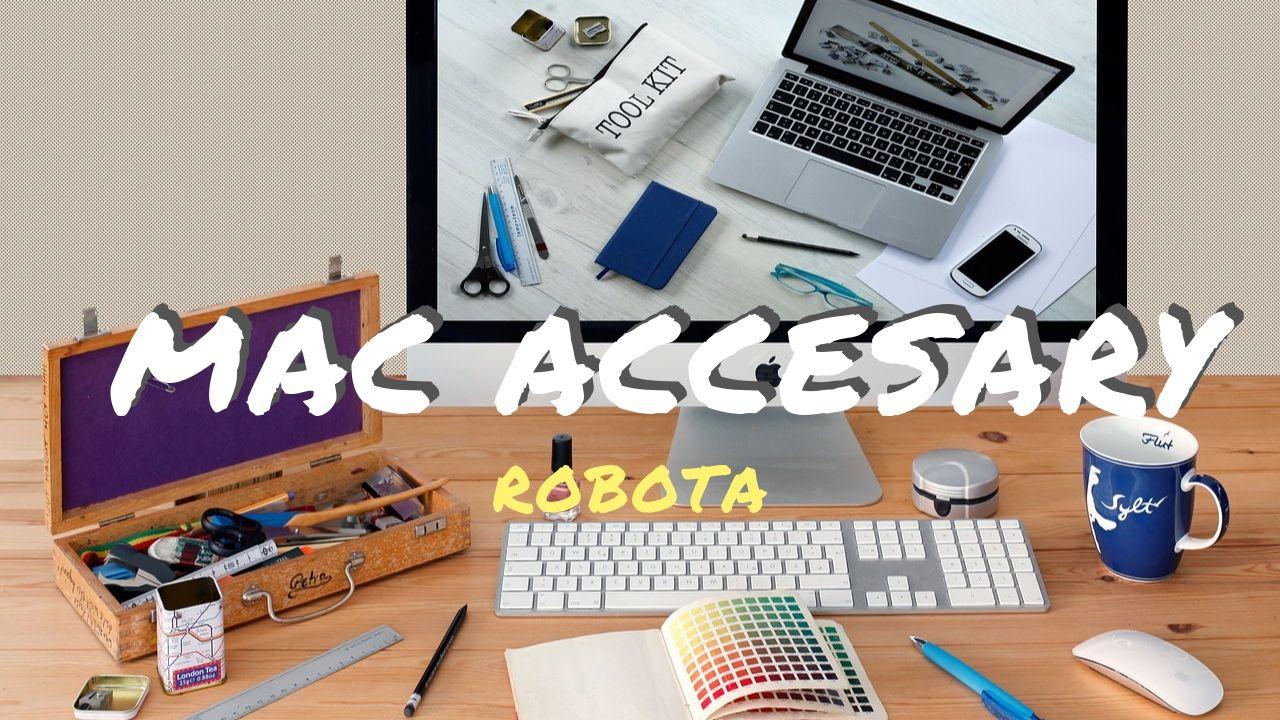 【作業効率UP】おすすめのMacbook周辺機器4選!