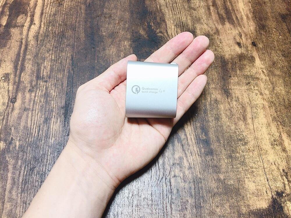 【Belkin BOOST↑CHARGE™ USB充電器 レビュー】衝撃の業界最速レベルのQuick Chage4+の最先端技術搭載【15分で50%まで高速充電可能】